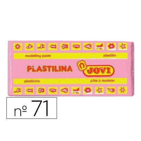 Plastilina Jovi color Rosa mediano