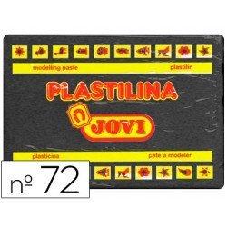 Plastilina Jovi color Negro grande