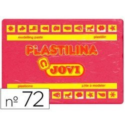Plastilina Jovi color Rubi grande