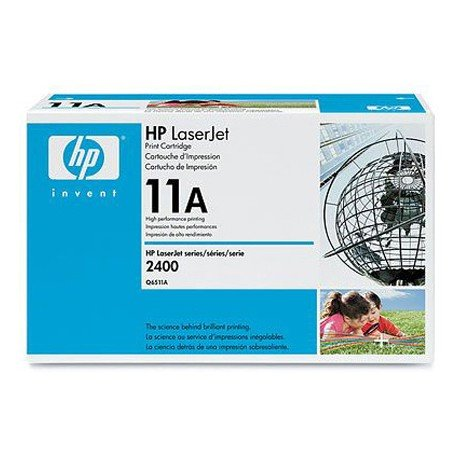 Toner HP 11A Q6511A color Negro