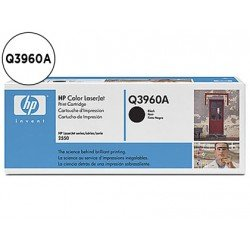 Toner HP 122A Q3960A color Negro