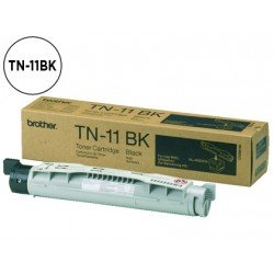 Toner Brother TN-11BK color Negro