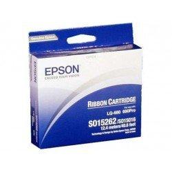 Cinta Epson impresora LQ-670 negro