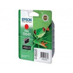 Cartucho Epson T054740 Rojo