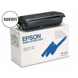 Fotoconductor + Toner Epson S051011 Negro