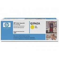 Toner HP 122A Q3962A color Amarillo
