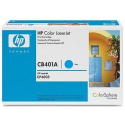 Toner HP 624A CB401A color Cian