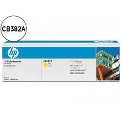 Toner HP 824A color amarillo CB382A