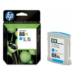 Cartucho HP 88XL color Cian C9391AE