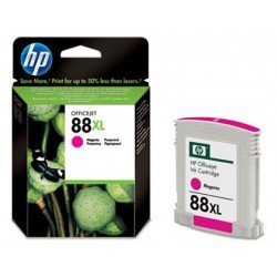 Cartucho HP 88XL color Magenta C9392AE