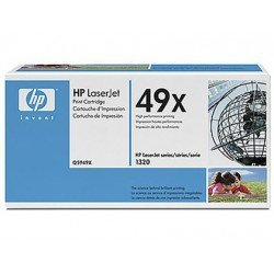 Toner HP 49X Q5949XD color Negro