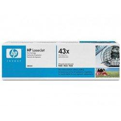 Toner HP 43X C8543X color Negro