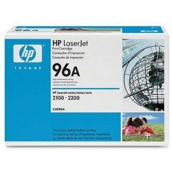 Toner HP 96A C4096A color Negro
