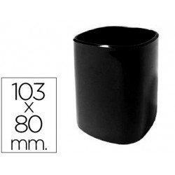 Cubilete portalápices marca Csp negro 102-N