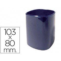 Cubilete portalápices marca Csp azul 102-A