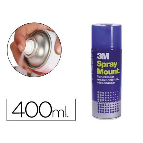 Pegamento spray 3M