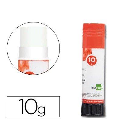 Pegamento en barra Liderpapel de 10 gr