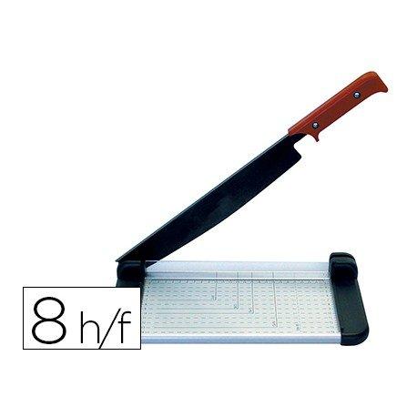 Guillotina metalica de palanca M+R ref:6426