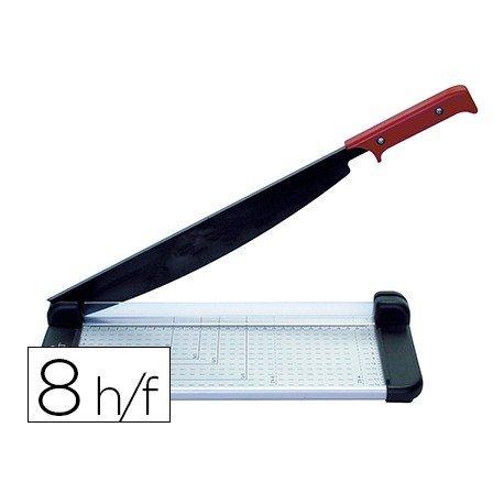 Guillotina metalica de palanca M+R ref:6432