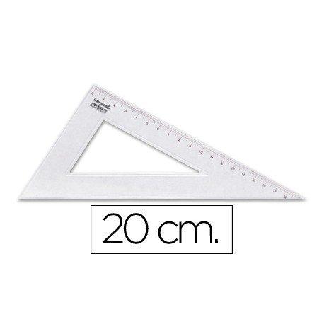 Cartabon de plastico cristal marca Liderpapel