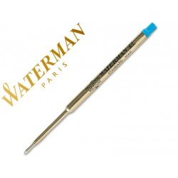Recambio boligrafos Waterman color azul