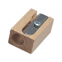 Sacapuntas madera M+R 1 uso
