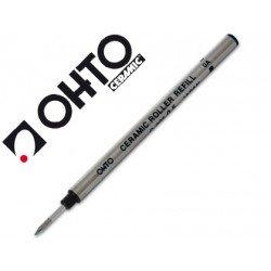 Recambio roller Ohto 0,7 mm color negro