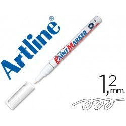 Rotulador Artline Paint Marker