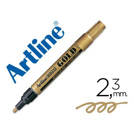 Rotulador metalico Artline