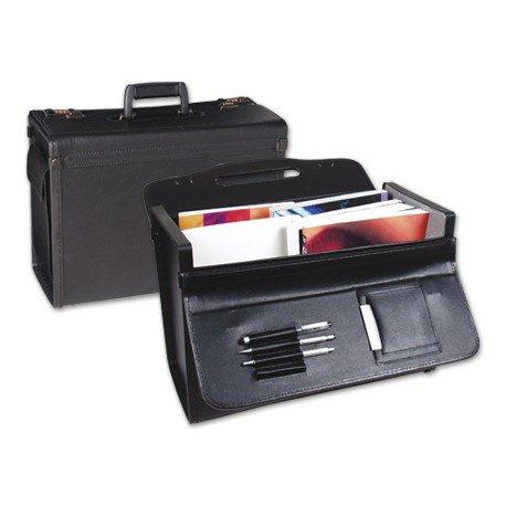 Portadocumentos Maletin Csp Negro 460x320x210 mm Cierre Combinacion