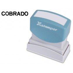 Formulario automatico marca Xstamper COBRADO