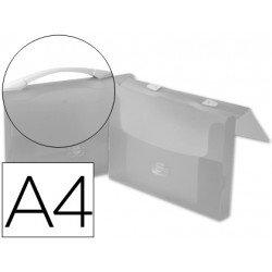Cartera portadocumentos Beautone Broche polipropileno Din A4