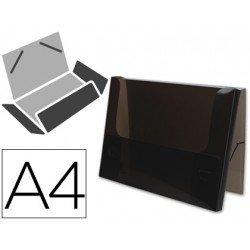 Carpeta de lomo rigido Beautone Din A4 negro