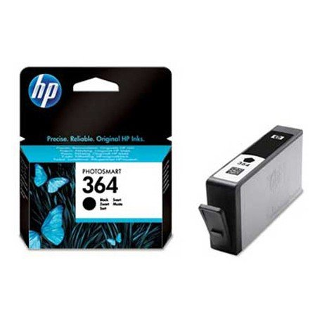 Cartucho HP 364 color Negro CB316EE