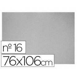 Carton gris marca Liderpapel Nº 16