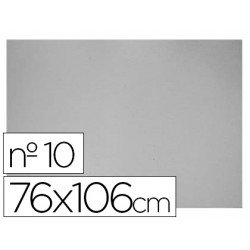 Carton gris marca Liderpapel Nº 10