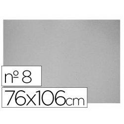 Carton gris marca Liderpapel Nº 8