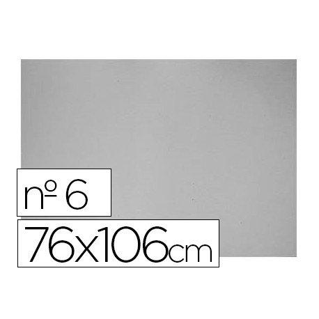 Carton gris Liderpapel Nº 6