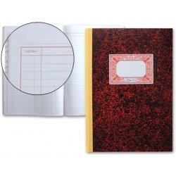 Libro cartone Miquelrius tamaño folio Cuentas Corrientes