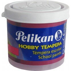 Tempera Pelikan color magenta 40 cc