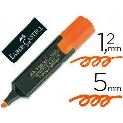 Rotulador Faber-Castell Color naranja