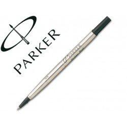 Recambio roller Parker negro 0,8 mm