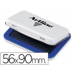 Tampon marca Artline Nº 0 azul