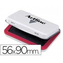 Tampon marca Artline Nº 0 rojo