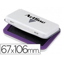 Tampon marca Artline Nº 1 violeta