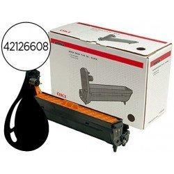 Tambor OKI negro -17000 pag- (42126608) C5100 C5200 C5300 C5400