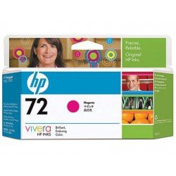 Cartucho HP 72 color magenta C9372A