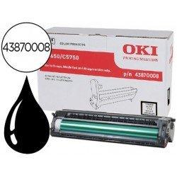 Tambor OKI negro XL-20.000 pag- (43870008) C5650 C5750