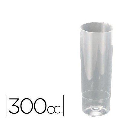 Vaso de tubo de 300 cc
