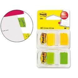 Banderitas Post-it ® separadoras Index 680-246p